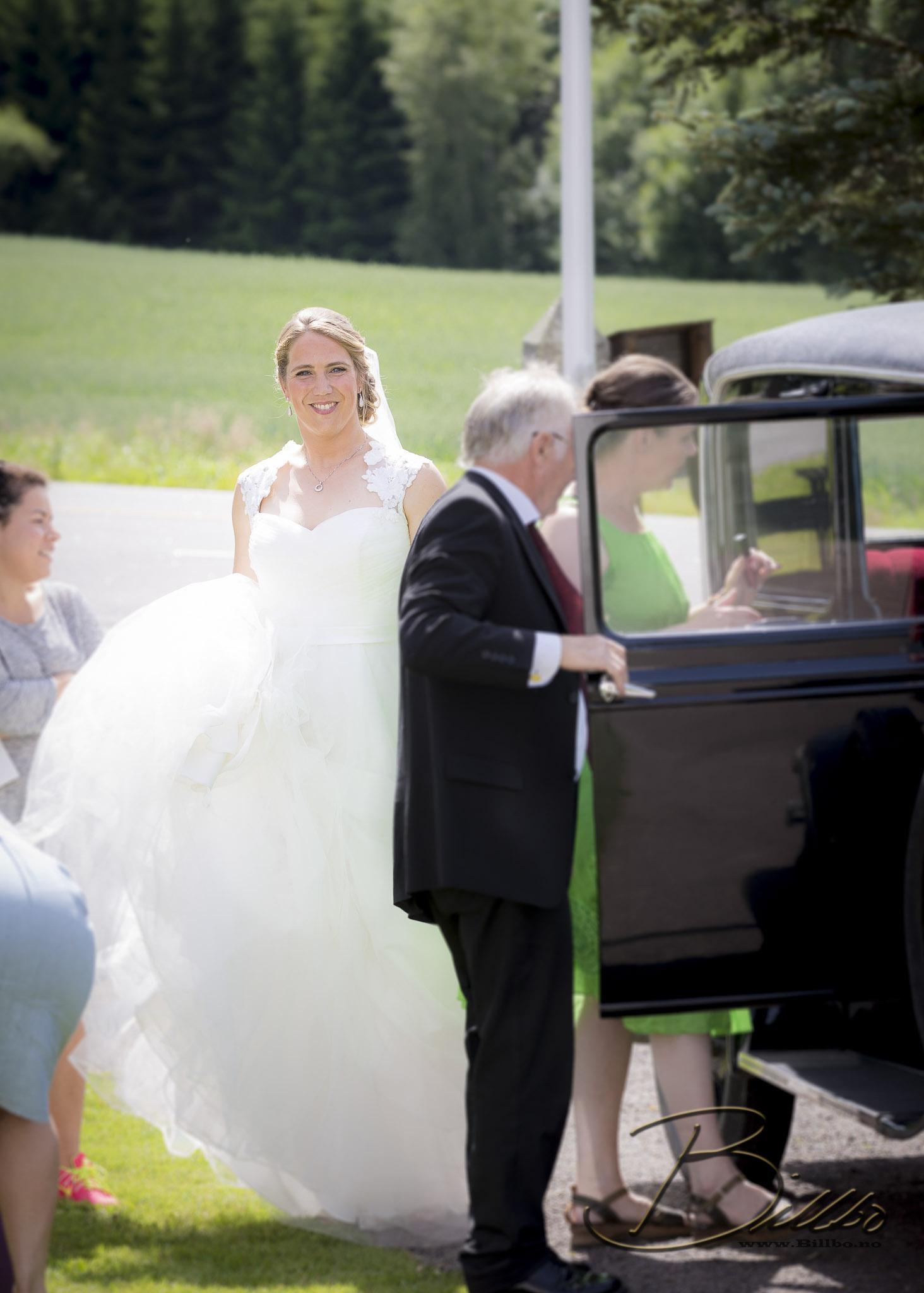 Bryllup Henning og Tine