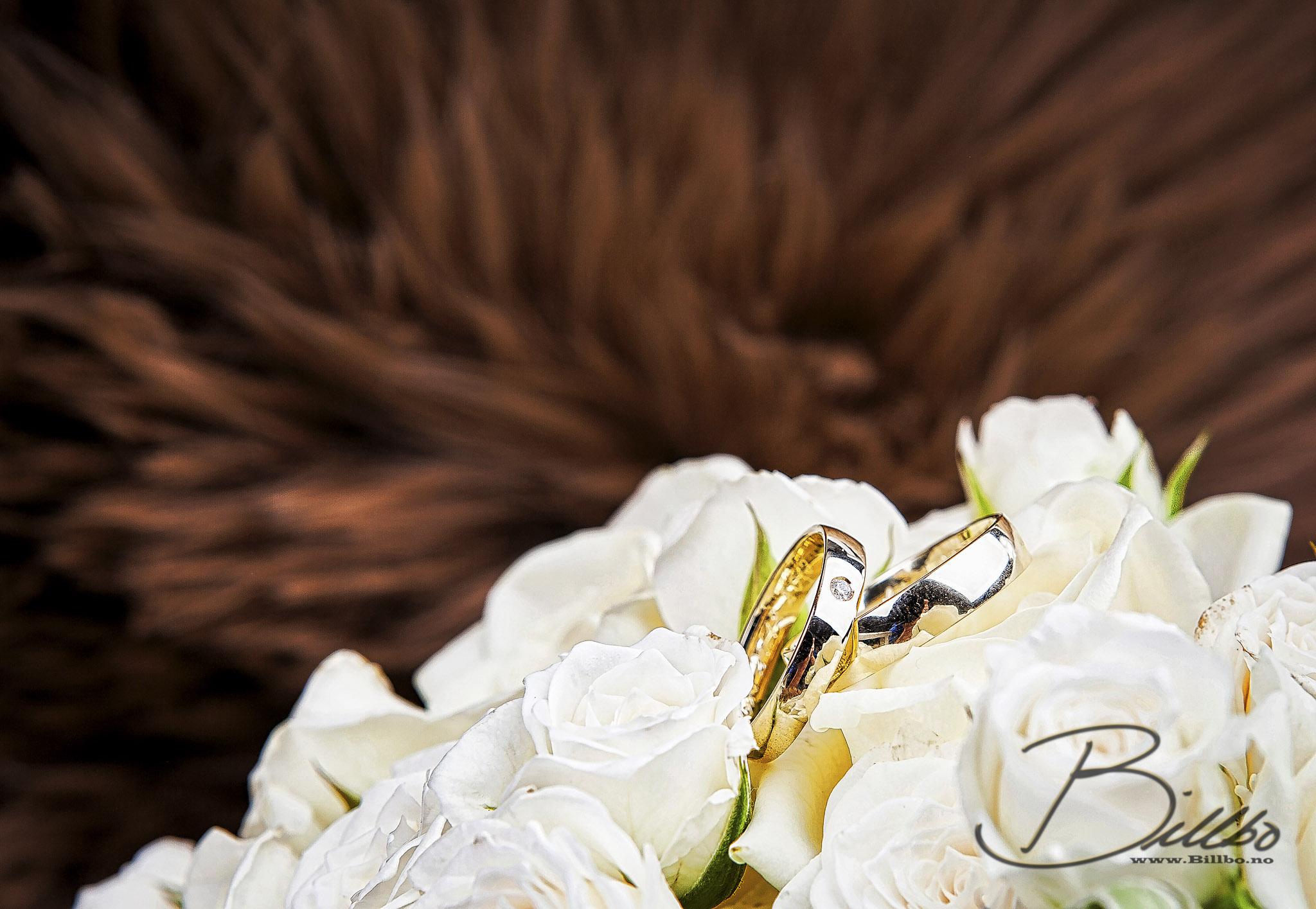 Bryllup Inge og Elisabeth