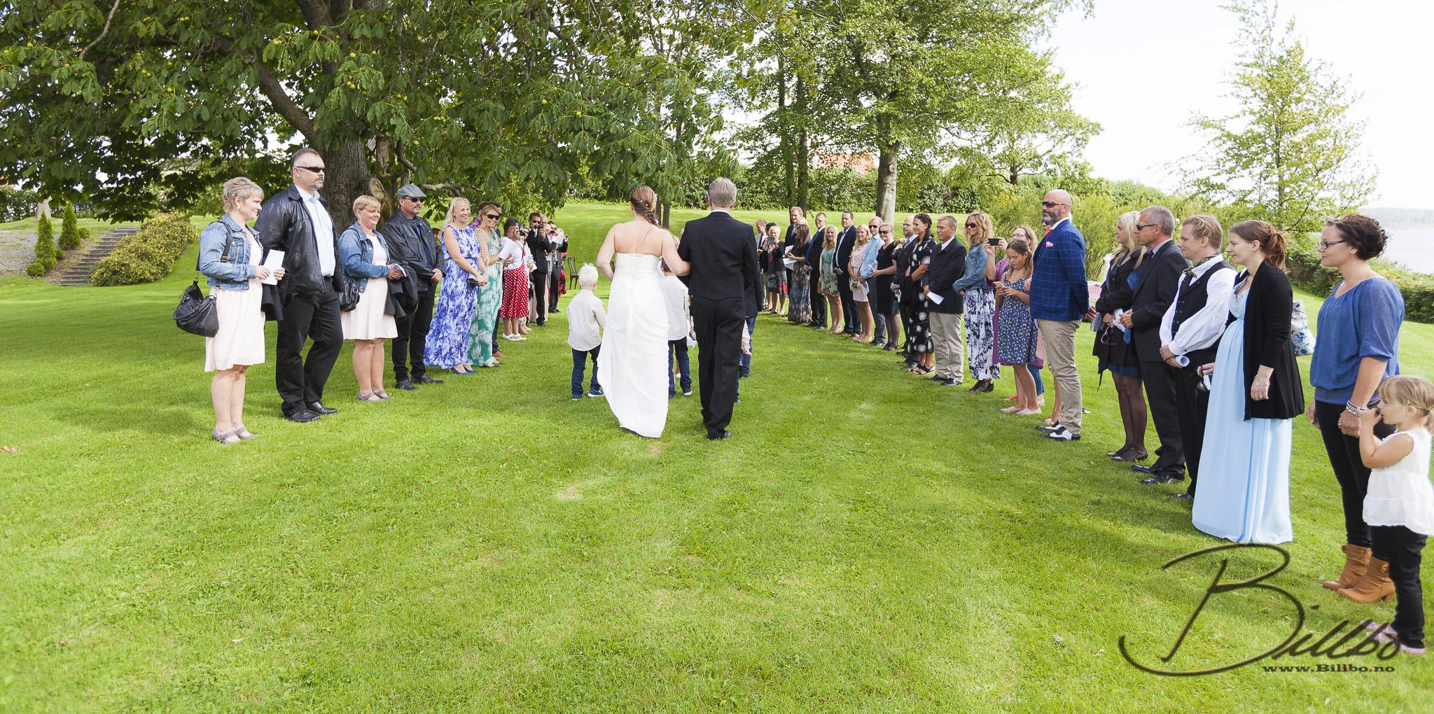 Bryllup Tor Atle og Gina
