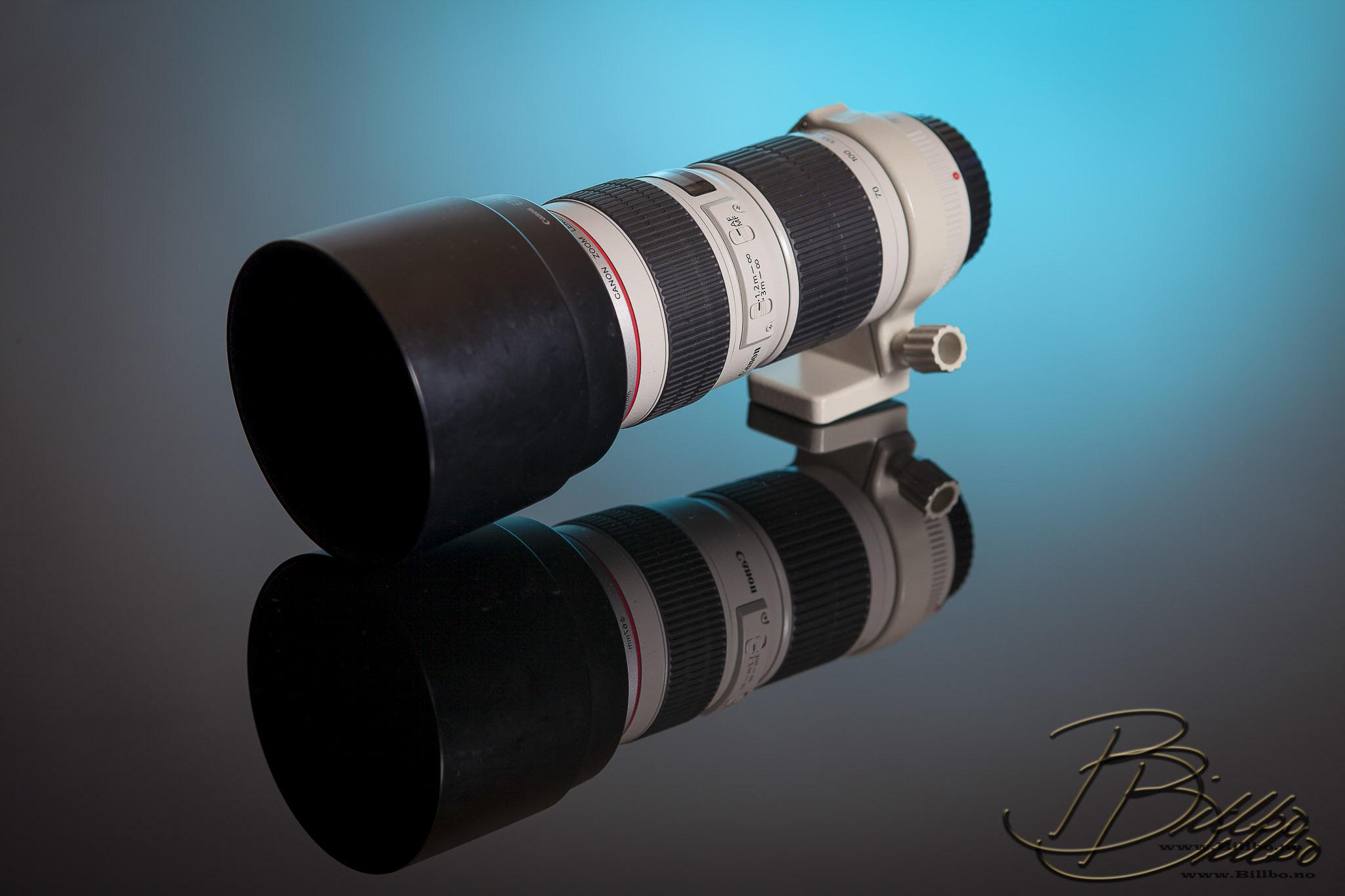 Productfoto Canon 70-200 f4 L