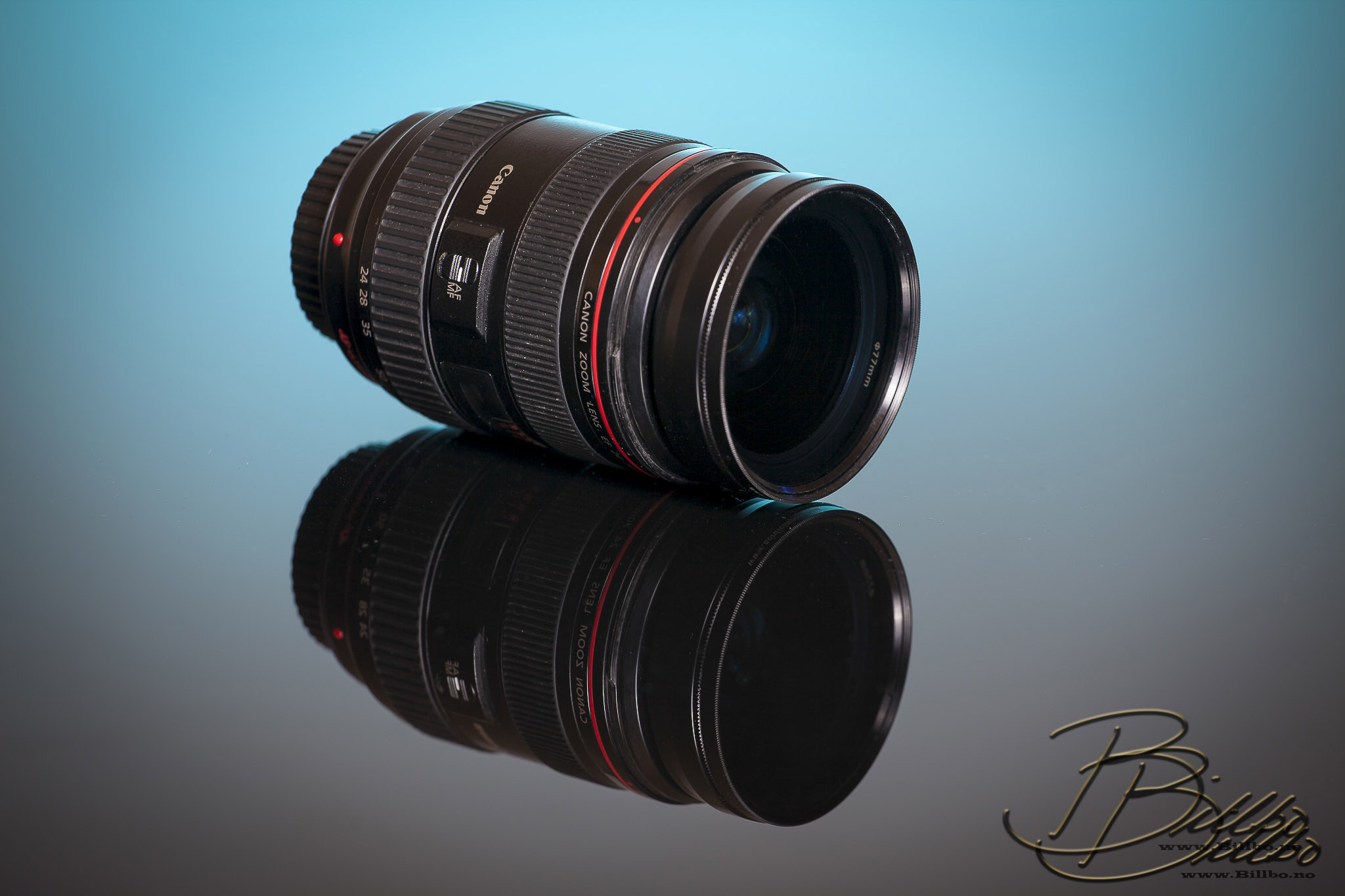 Produktfoto Canon 24-70 f2.8 L