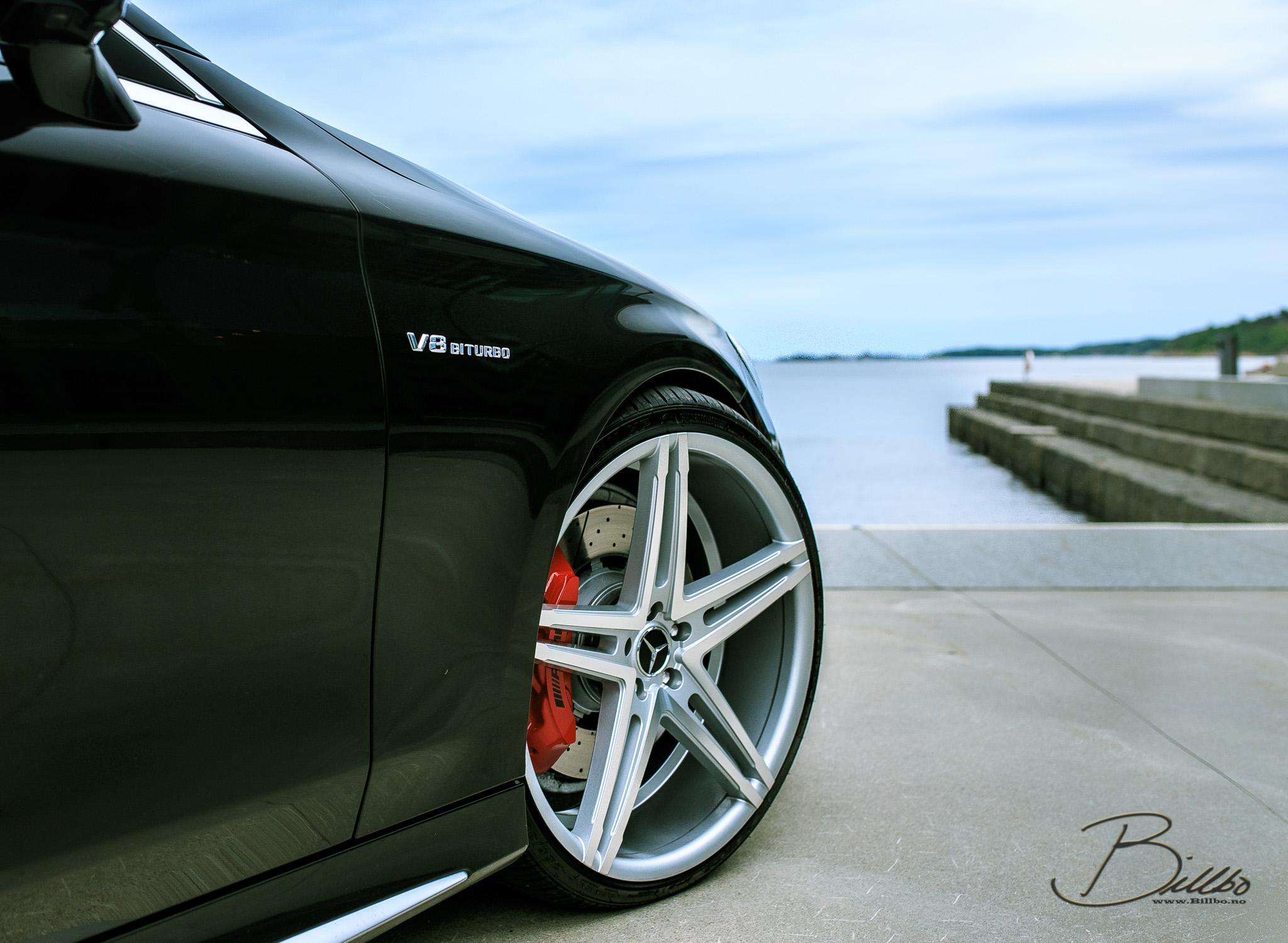 Mercedes SL63AMG-4